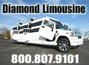 diamond limousine and tuxedos