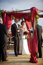 Artistic Arch & Chuppah Rentals by Arc de Belle photo