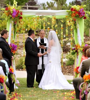 photo 3 of Artistic Arch & Chuppah Rentals by Arc de Belle