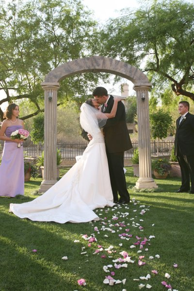 photo 6 of Artistic Arch & Chuppah Rentals by Arc de Belle