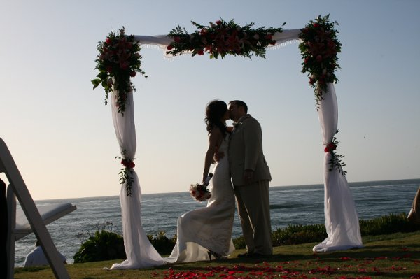 photo 7 of Artistic Arch & Chuppah Rentals by Arc de Belle