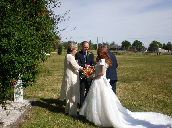 photo 8 of Jill The Wedding Lady