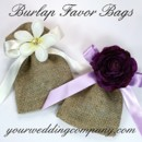 130x130 sq 1371583797629 burlap wedding favor bags