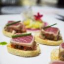 130x130 sq 1459433426126 20151201 tasting shaved ahi tuna with warm marinat