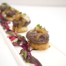 130x130 sq 1459433774591 open face kobe beef sliders with aged gruyere and
