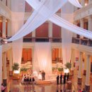 130x130 sq 1283353810447 landmarkcenterweddinglightingdrape