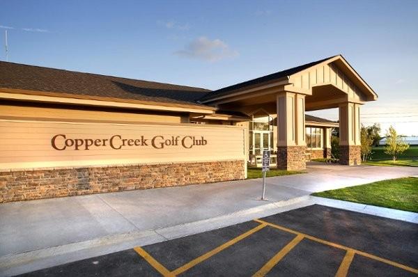Copper Creek Golf Club Venue Pleasant Hill Ia