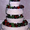 130x130 sq 1262883240393 weddingcake