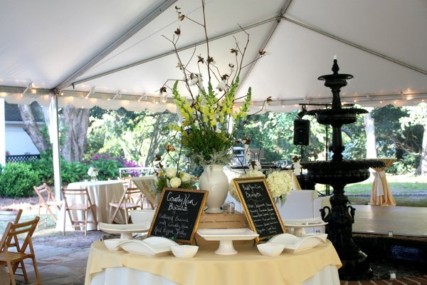 Caf Catering Mount Pleasant Sc Wedding Catering