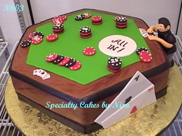 photo 28 of Specialty Cakes by Nisa
