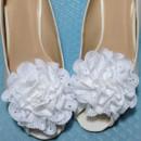 130x130 sq 1426283596850 shoe clips white eyelet flowers 54