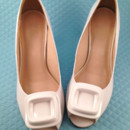 130x130 sq 1426284083355 shoe clips vintage mary white