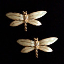 130x130 sq 1426284598738 shoe clips vintage musi dragonfly gold 2