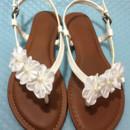 130x130 sq 1426284877784 shoe clips beth flowers white pearl 2