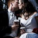 130x130 sq 1291656772491 weddingcoffeekiss