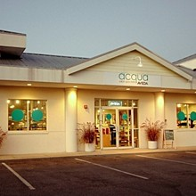 Acqua aveda salon and spa beauty health holmes beach for Acqua salon boston