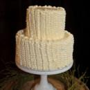 130x130 sq 1450720697883 white ruffle cake