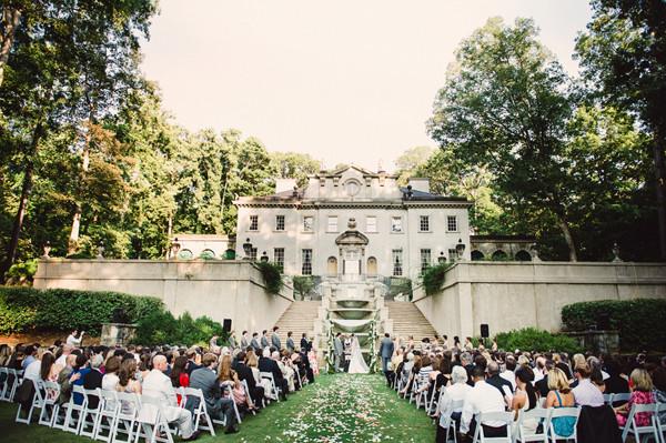 Atlanta History Center Venue Atlanta Ga Weddingwire