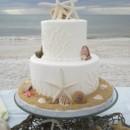 130x130 sq 1384968308477 beach wedding cak