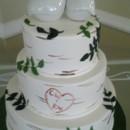 130x130 sq 1384970995082 wedding cake tree with bird