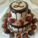 130x130_sq_1384972915336-grooms-cake-chocolate-dipped-strawberry-and-fudg