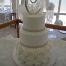 130x130 sq 1477615432638 feather wedding cake