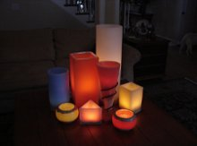 Luminari Candles - Elegant Touch of Light! photo