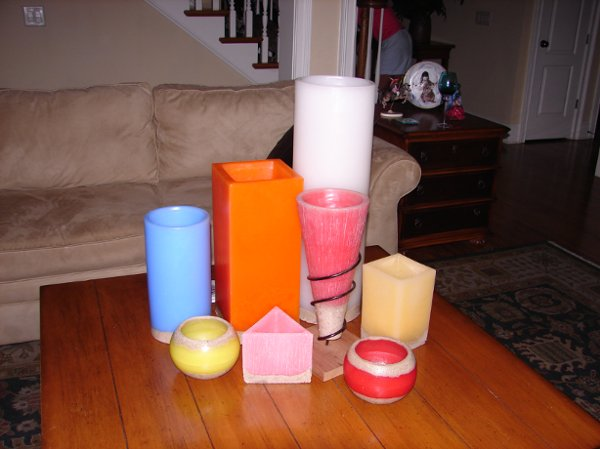 photo 14 of Luminari Candles - Elegant Touch of Light!