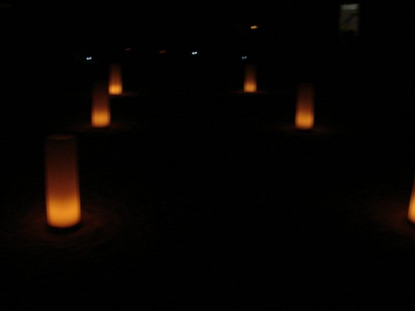 photo 38 of Luminari Candles - Elegant Touch of Light!