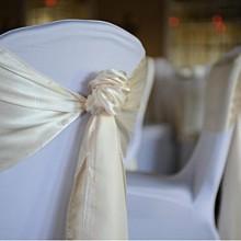 Satin Chair Rental Wedding Amp Event Decor Chicago