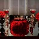 130x130 sq 1369338260950 red black and white wedding