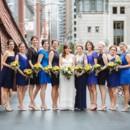 130x130 sq 1403029455955 artrevolutionemily bridesmaids on bridge