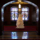 130x130 sq 1382027118570 wedding dress with stained glass