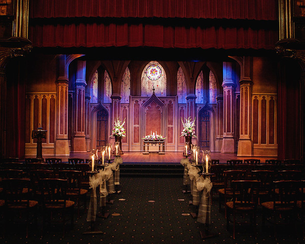 Scottish Rite Cathedral Indianapolis In Wedding Venue