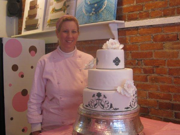 Cake Art In Salisbury Md : cake art - Salisbury, MD Wedding Cake