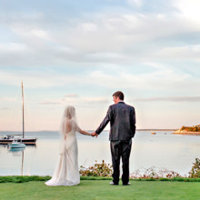 220x220 sq 1491083488523 woods hole golf club liz pete married shoreshotz p