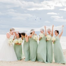 220x220 sq 1512440474705 seaview beach wedding party shoreshotz 0063