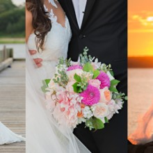 220x220 sq 1512443674611 coonamessett inn sunset wedding cape cod shoreshot