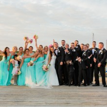 220x220 sq 1512443772846 coonamessett inn sunset wedding cape cod shoreshot