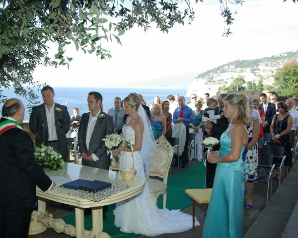Dream Weddings In Italy Orange Blossom Wedding Planner