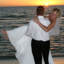 130x130 sq 1404503460424 bride groom beach sunset long