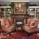 130x130 sq 1264439174647 librarytwochairsbookcaseii