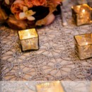 130x130 sq 1414176594423 champagne lamour with silver sequin overlay closeu
