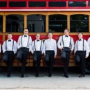 130x130 sq 1486394448543 red trolley   groomsmen