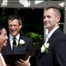 130x130 sq 1283468160835 unitedmarriageservices1wexnerpark7traianandkatherine800
