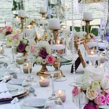 220x220 sq 1503342987770 kathy table setting vallarta nayarit weddings