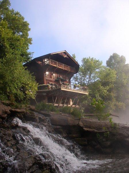 The Lalumondiere Mill Amp Rivergardens Llc House Springs