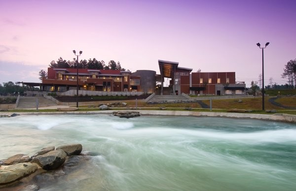 U S National Whitewater Center Reviews Charlotte Nc