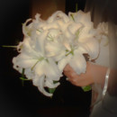 130x130 sq 1393715201542 beautiful bridal wedding bouquets 1