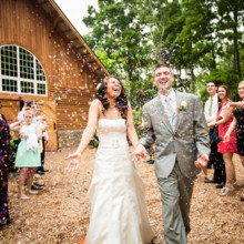 220x220 sq 1477971413925 catlin and aaron barn confetti 759